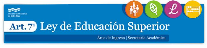 Banner del curso Articulo 7